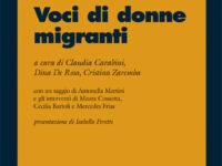 Claudia Carabini, Dina De Rosa, Cristina Zaremba (a cura di) – Voci di donne migranti. Storie di vita e di maternità, Ediesse, Roma 2011