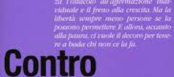 Tamar Pitch – Contro il decoro. L'uso politico della pubblica decenza , Laterza, Roma 2013