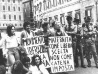 Note sull'emancipazione femminile