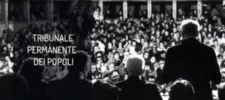 TRIBUNALE PERMANENTE DEI POPOLI, PARIGI 15-16 Marzo 2018