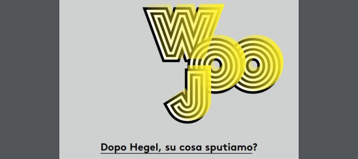 Women out of Joint – Dopo Hegel, su cosa sputiamo?  e-book a cura di IAPh-Italia, edizioni La Galleria Nazionale