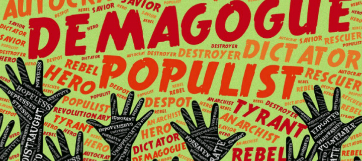 """""""Caring democratically: A response to neopopulism"""" – Joan Tronto"""