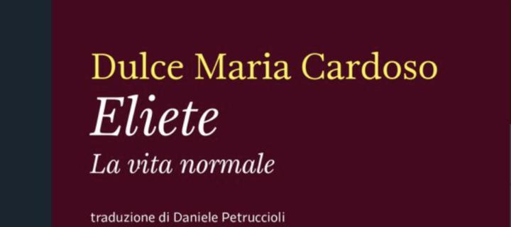 Eliete la vita normale di Dulce Maria Cardoso